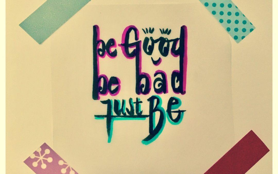 Wenn Du auf der Suche nach Perfektion bist, dann vermeide diesen Ratschlag und verpasse… DICH selbst!!
